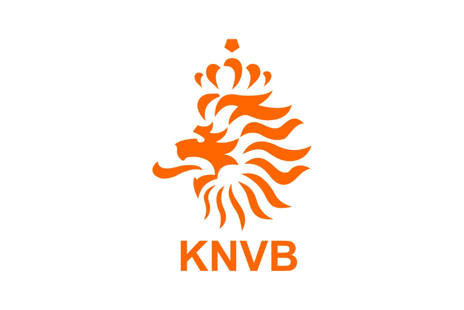 Logo Netherlands Football Association Netherlands National Team